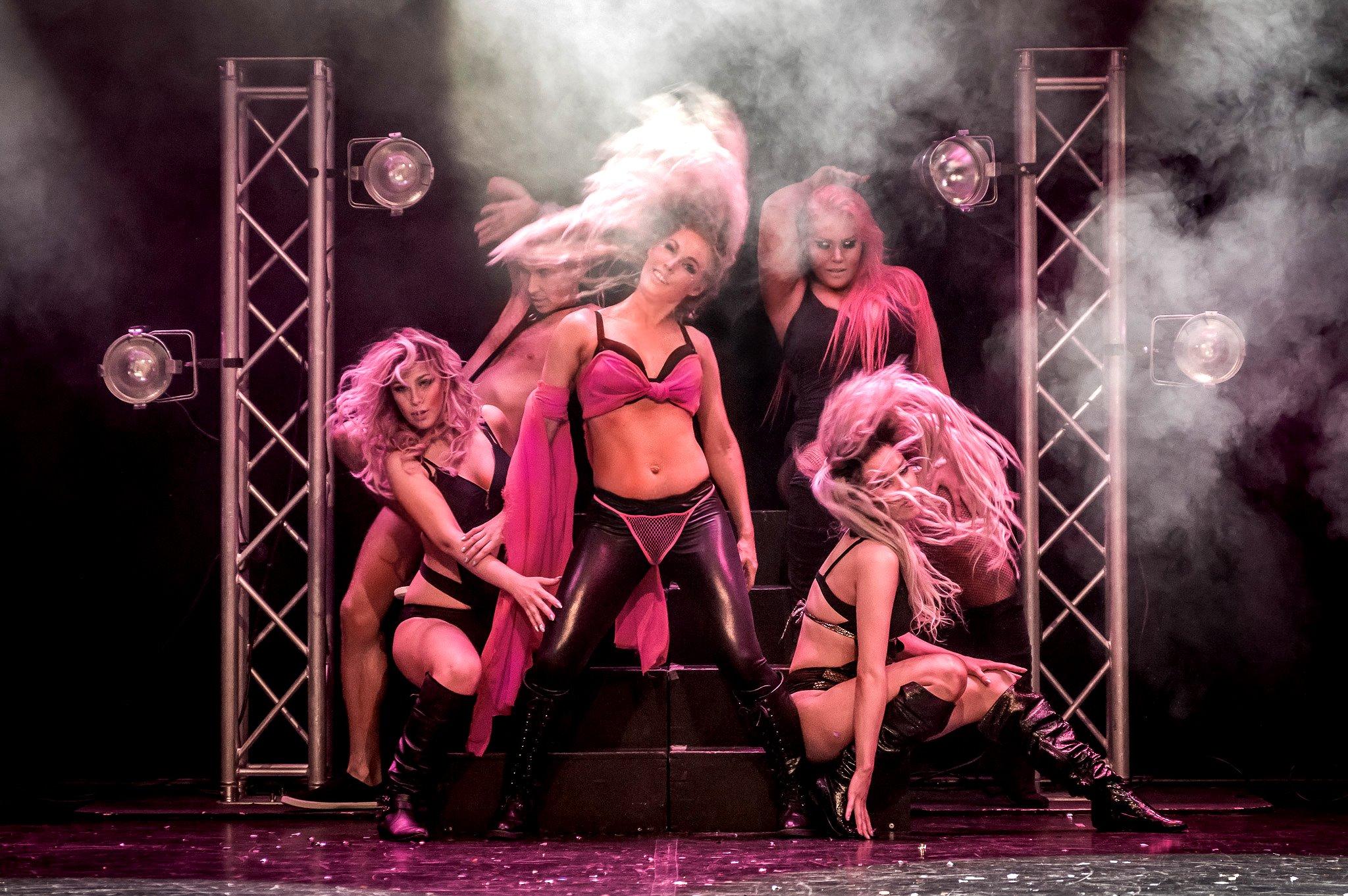 Afrodisiac Tanssiryhmä
